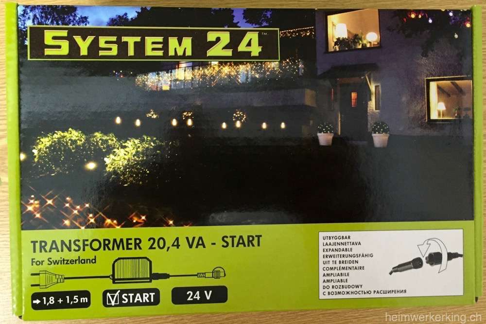 System 24 Transformer