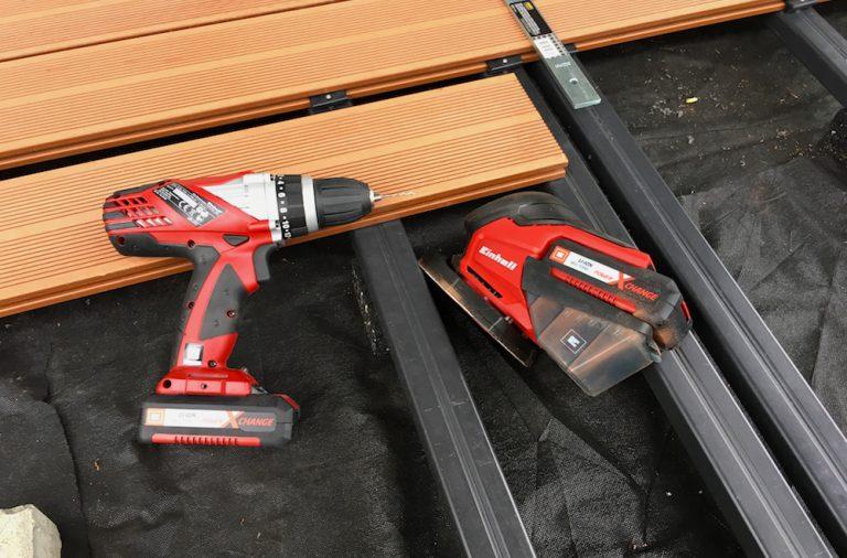 Heimwerkerking Werkzeug